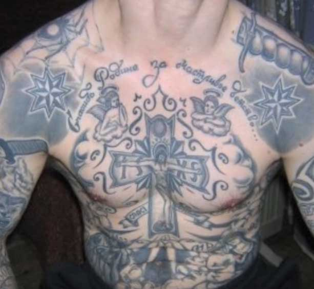 Prison Tattoos History Meanings And Interesting Facts Ideas And Designs
