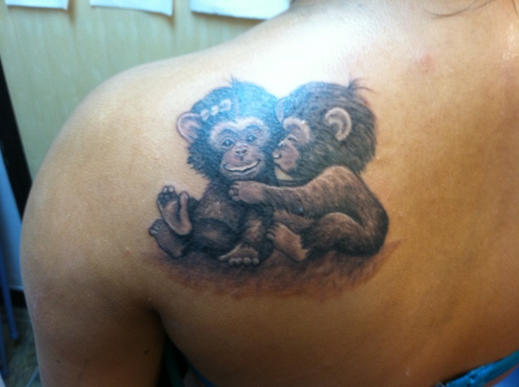 12 Best Monkey Tattoo Images And Designs Ideas And Designs