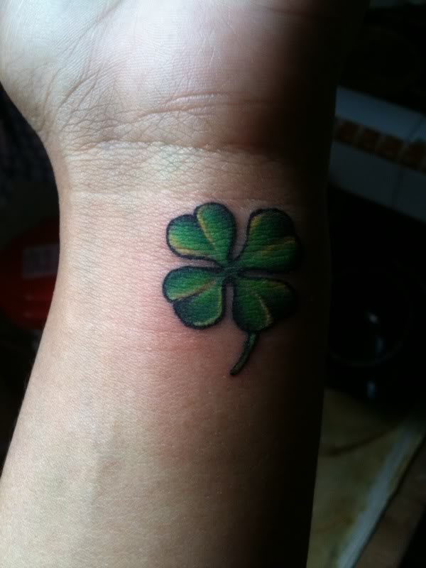 3 Best Clover Tattoo Designs And Ideas Ideas And Designs