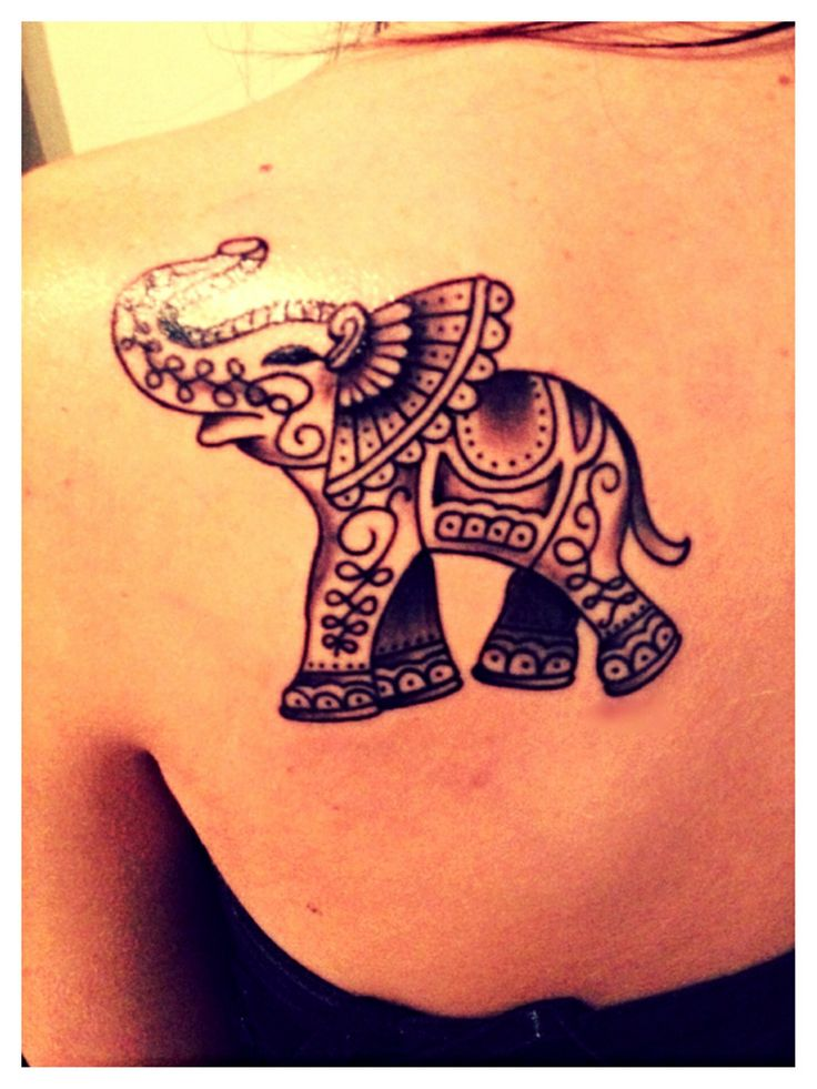 21 Outstanding Elephant Tattoo Images Gallery Ideas And Designs