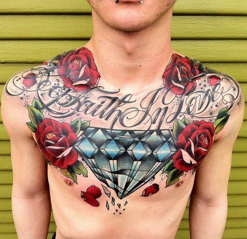23 Latest Men Tattoo Images And Pictures Ideas And Designs