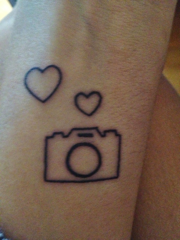 30 Camera Tattoo Images Pictures And Design Ideas Ideas And Designs
