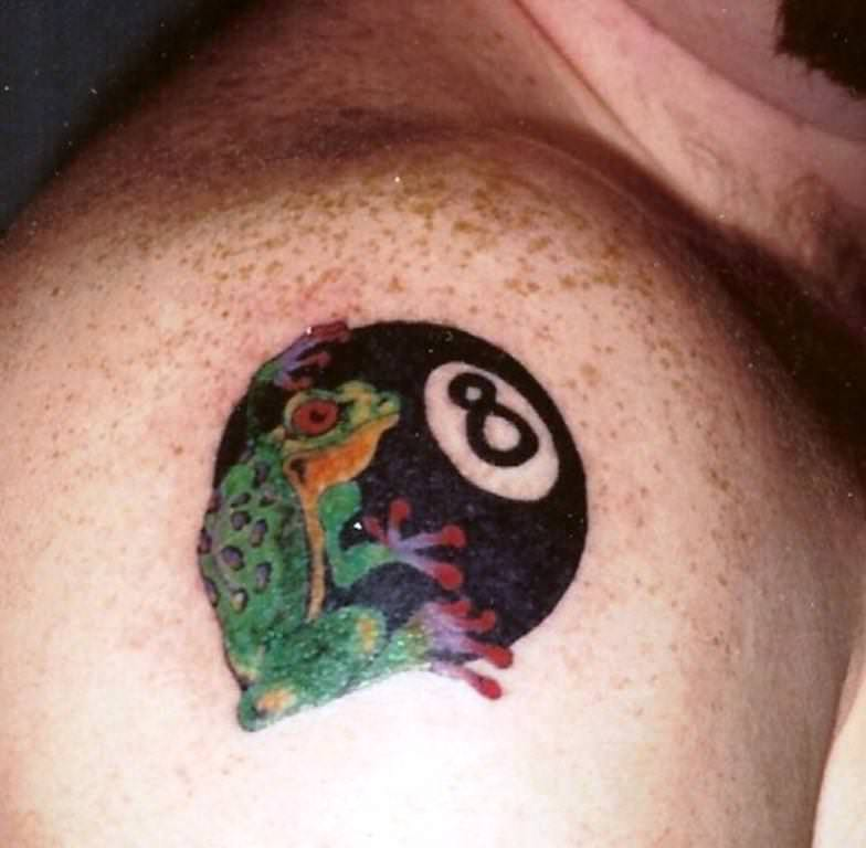 17 Eight Ball Tattoo Art Images Pictures And Ideas Ideas And Designs