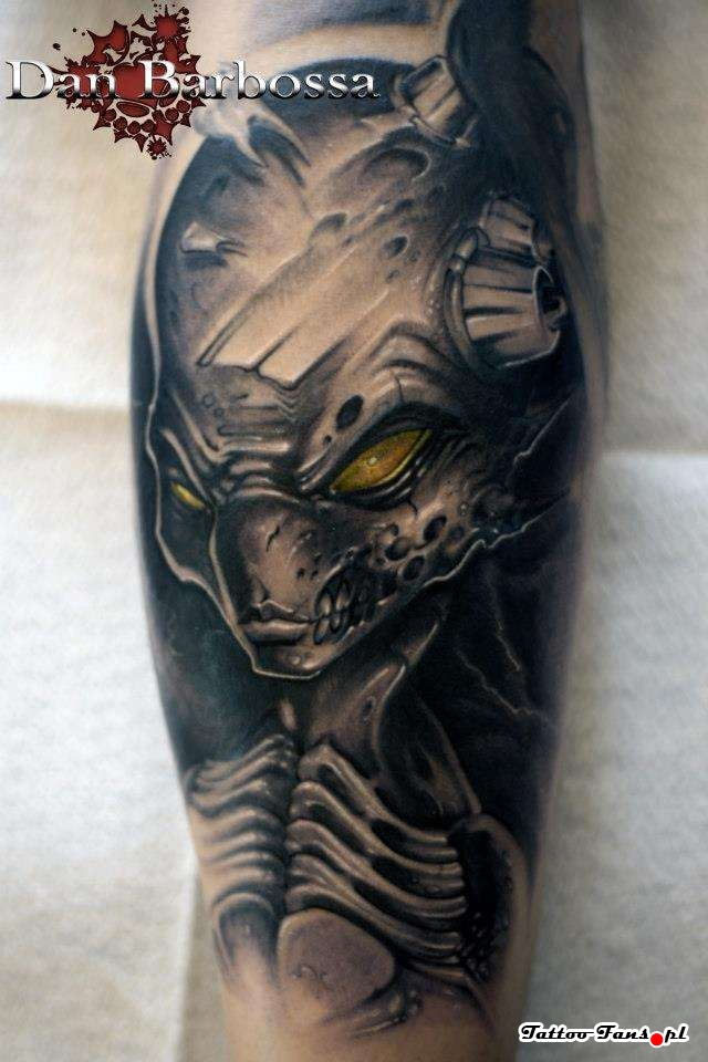 22 Ancient Alien Tattoos Ideas And Designs