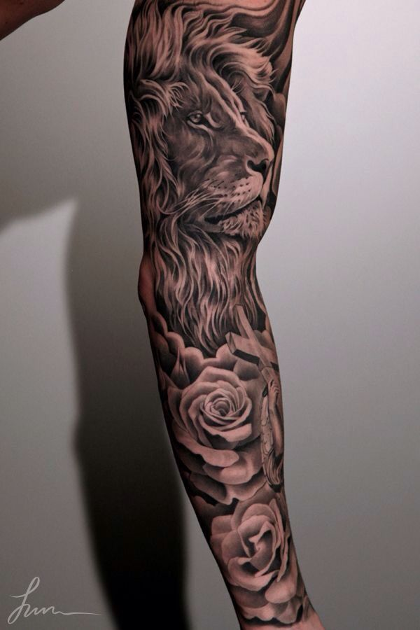 23 Beautiful Leo Arm Tattoos Ideas And Designs
