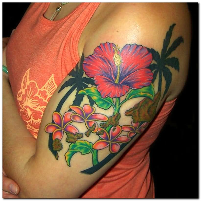 50 Beautiful Hibiscus Tattoos Ideas And Designs