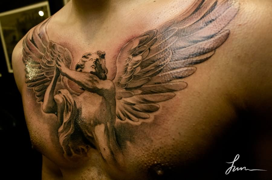 42 Beautiful Chest Tattoos Ideas And Designs