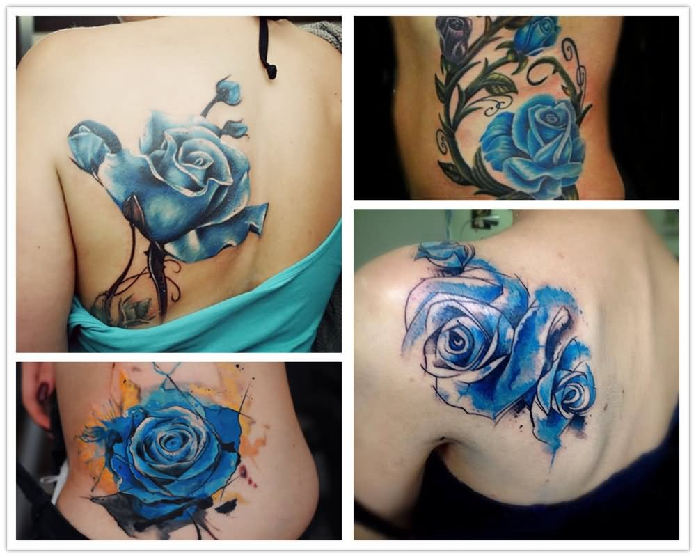 46 Beautiful Watercolor Rose Tattoos Ideas And Designs