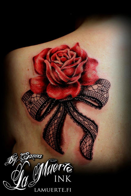24 Gothic Rose Tattoos And Design Ideas Ideas And Designs