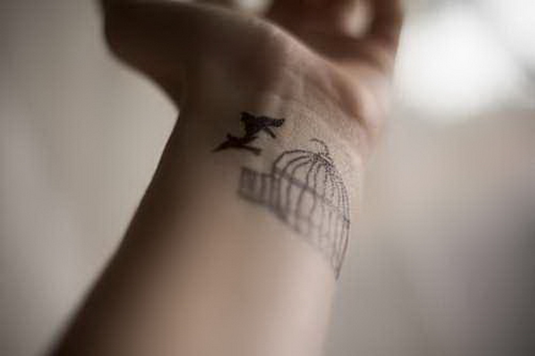 45 Best Cage Tattoos Ideas And Designs