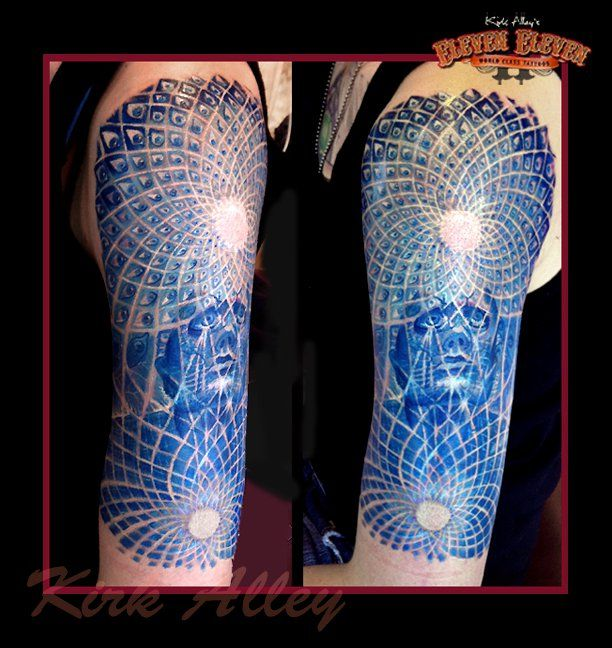 34 Incredible Alex Grey Tattoos Ideas And Designs