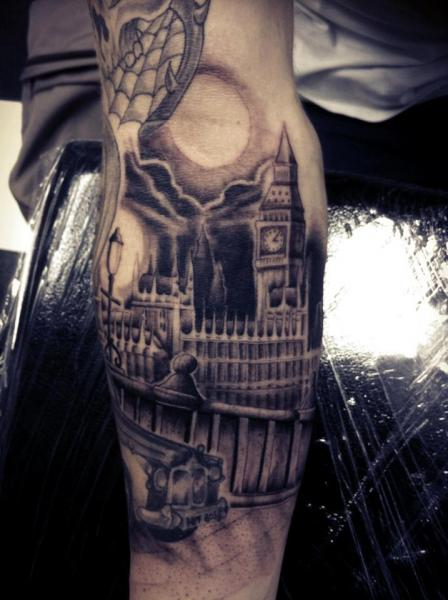 32 Incredible Big Ben Tattoos Ideas And Designs