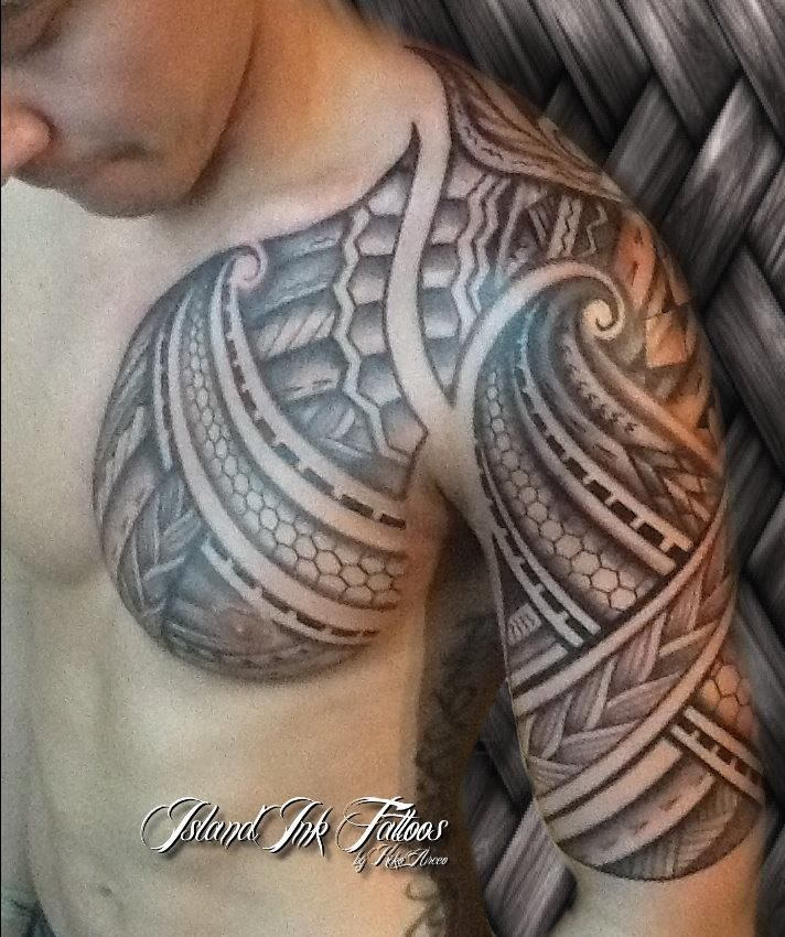20 Filipino Tattoos On Shoulder Ideas And Designs
