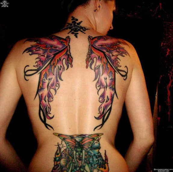 54 Fairy Wings Tattoos Ideas Ideas And Designs