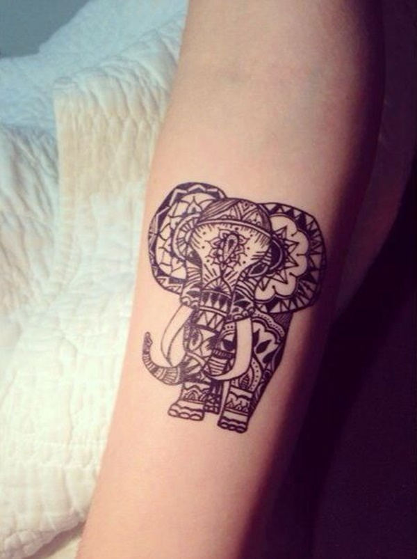 20 Latest Elephant Tattoo Designs Ideas And Designs