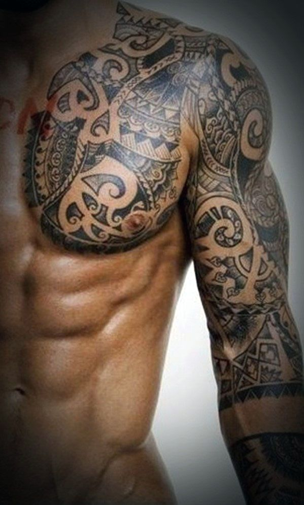 101 Best Chest Tattoos For Men Ideas And Designs