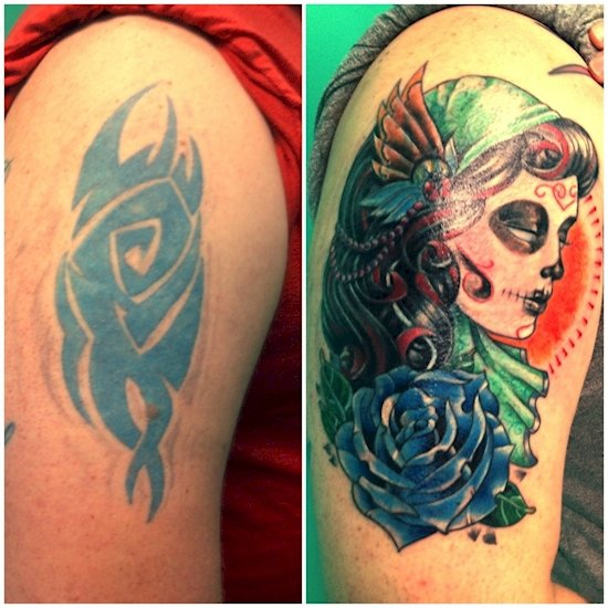 16 Tattoo Cover Ups That Are Hiding Some Seriously Bad Ink Ideas And Designs