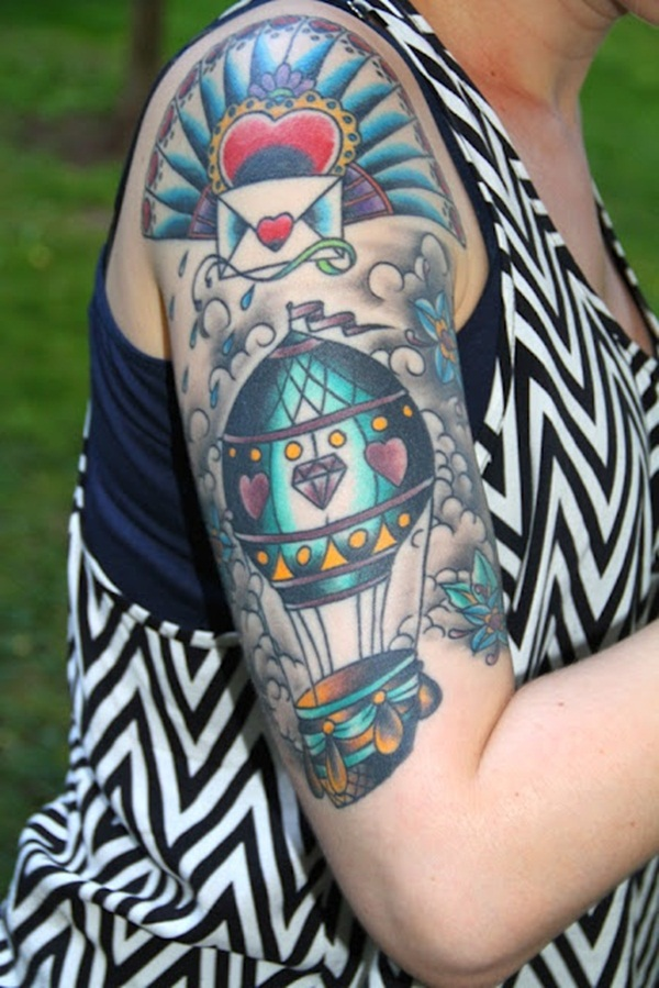 60 Most Amazing Half Sleeve Tattoo Designs Ideas And Designs