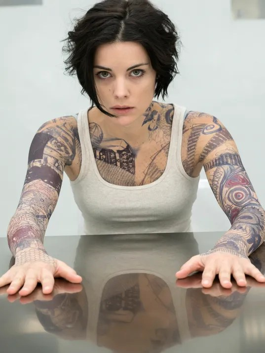 Ink Marks Blindspot Other Tattoo Shows Ideas And Designs