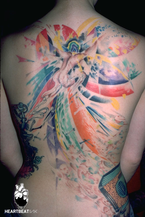 Don Ed Hardy Heartbeatink Tattoo Magazine Ideas And Designs