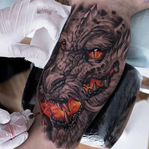 101 Best Dragon Tattoos For Men Cool Designs Ideas Ideas And Designs
