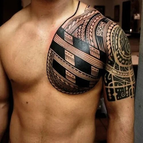 101 Best Tribal Tattoos For Men Cool Designs Ideas Ideas And Designs