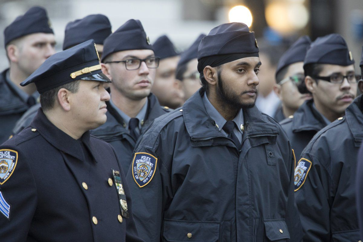 Nypd Agrees Officers Can Have Longer Beards After Muslim Ideas And Designs