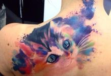 cat tattoos designs ideas girls