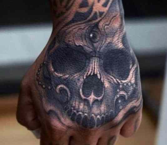 best hand tattoo ideas 1