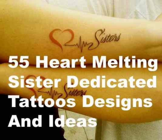 Best sister tattoos designs and ideas