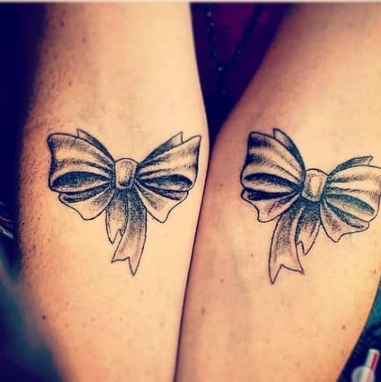 bow tattoo patterns