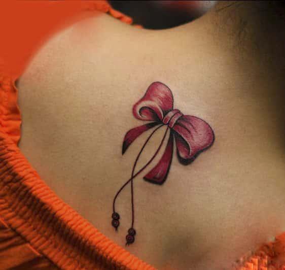 bow back tattoos