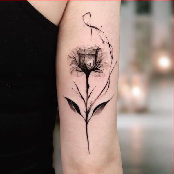 rose tattoos for girls