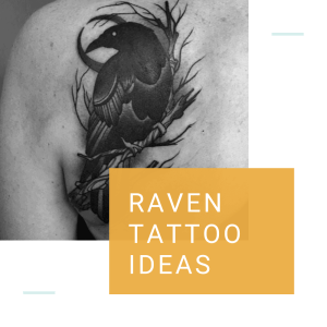 raven tattoo ideas