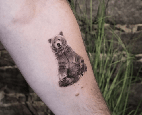 Bear tattoo ideas featured image