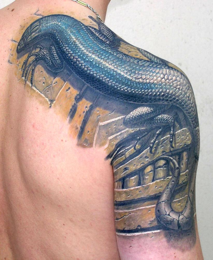 павел арефьев ангел Tattoo Today