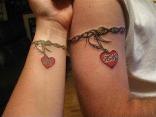 Couple Tattoo (1)