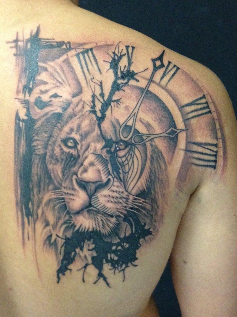 Drag Racing Tree Tattoo