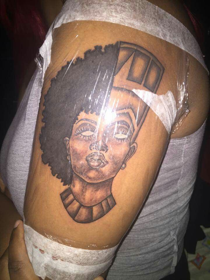 Meaningful Tattoos African Queen Tattooviral Com