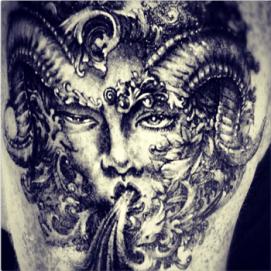 Adam Lambert New Tattoo