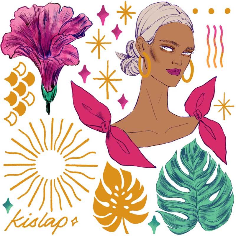 Kislap by Soleil Ignacio