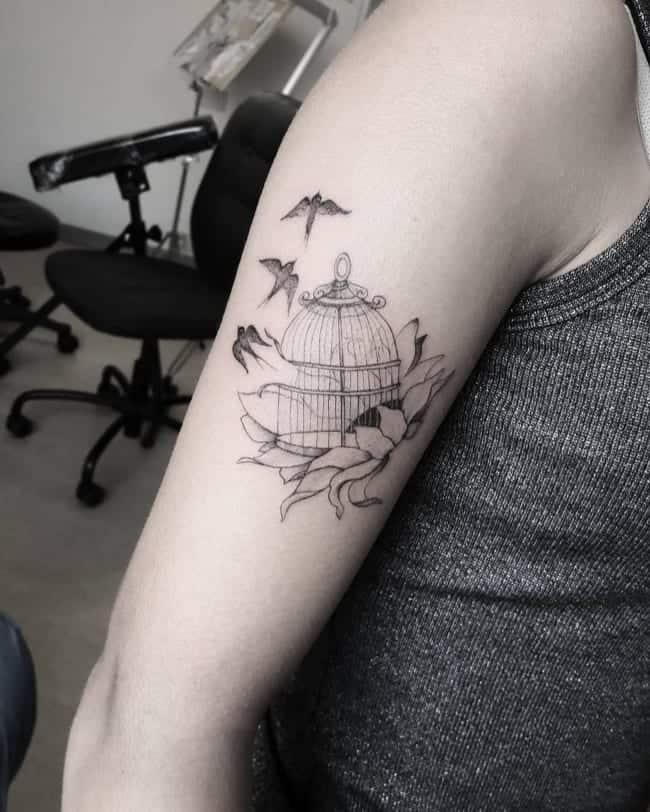 Rondini Tattoo : il significato e galleria immagini ...