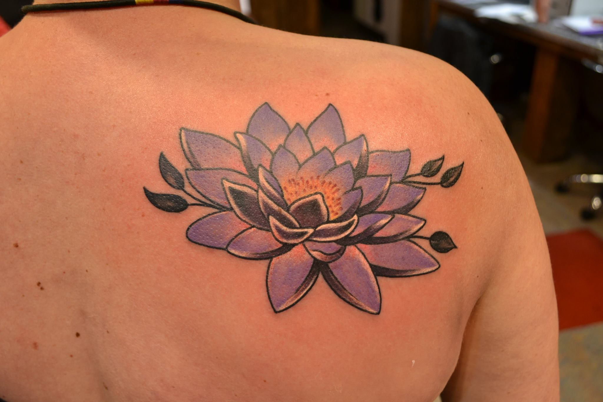 Tatuaggi Fiori Di Loto Immagini Foto Significato E Simbologia