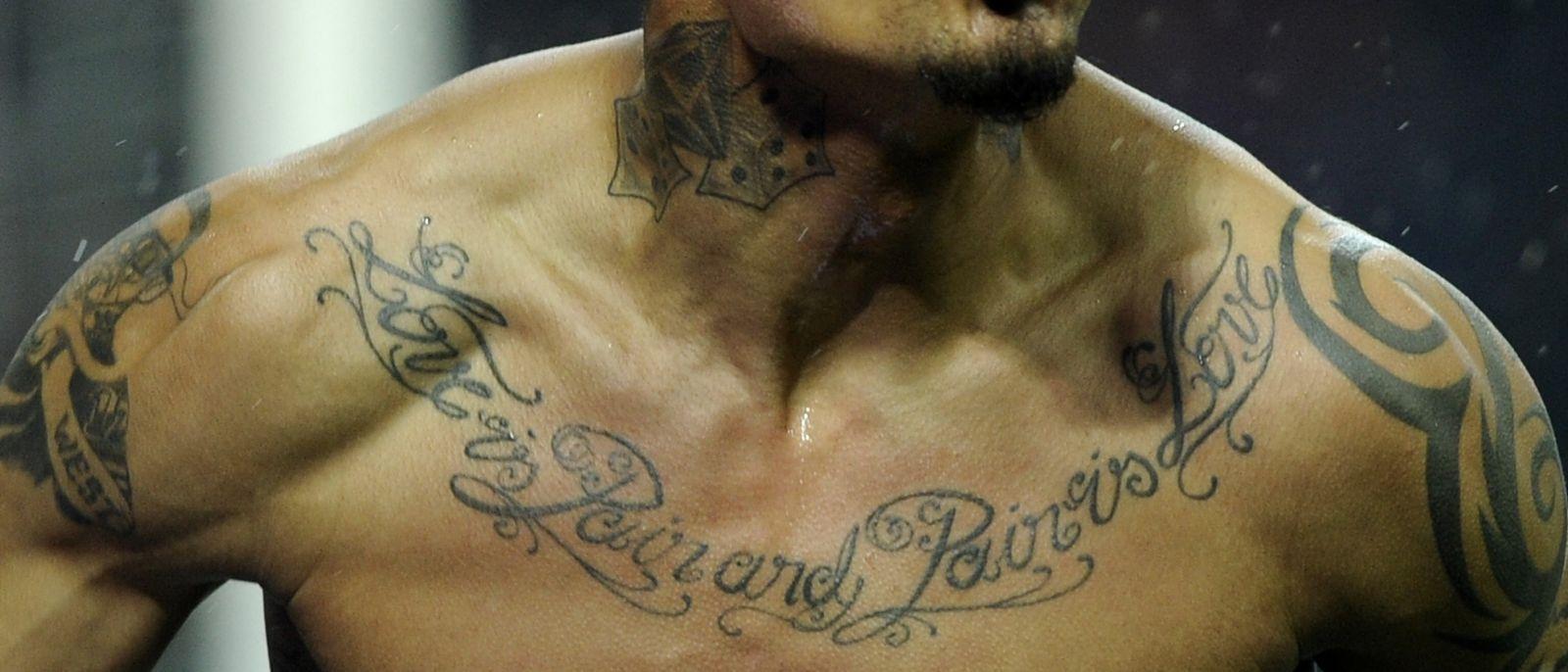 Tatuaggi Boateng | tatuaggivip