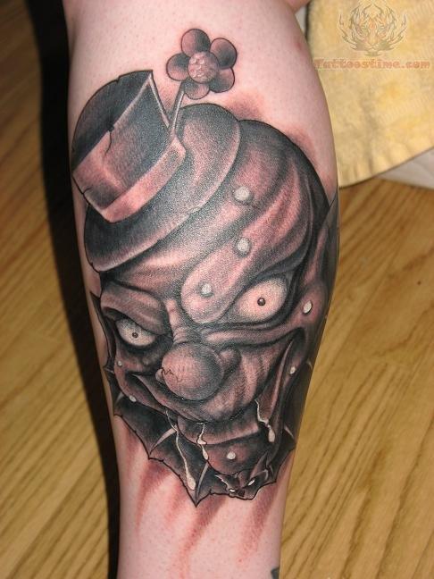 Tatuajes de Payasos