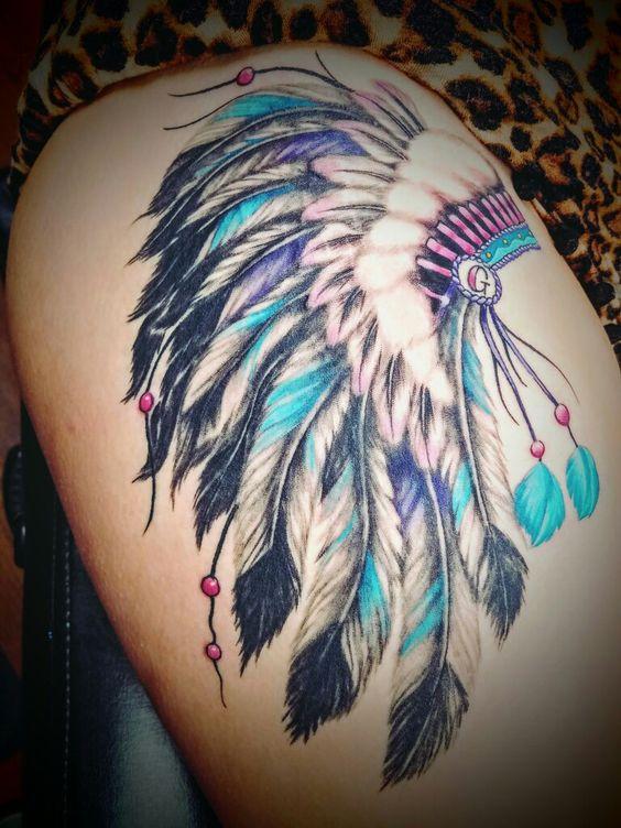 Tatuajes De Nativos Americanos Tatuajes Para Mujeres Y