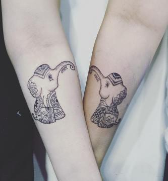 tatuajes en pareja