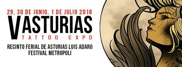 TATUAJES: V ASTURIAS TATTOO EXPO