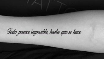15 Frases Para Tatuajes De Mujer Que Te Servirán De