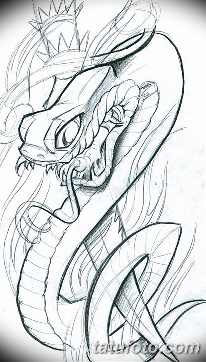 фото эскизы тату меч и змея от 26092017 009 Sketches Tattoo